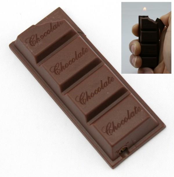 çikolata şekilli çakmak