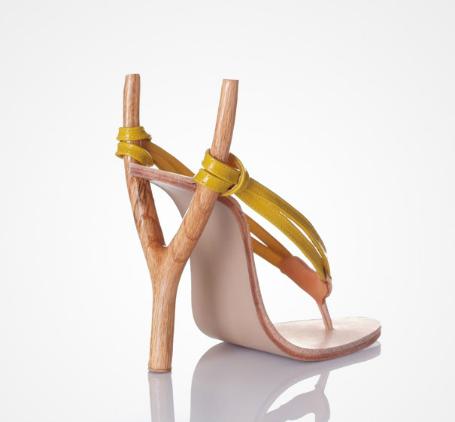 sapan şeklinde ayakkabı