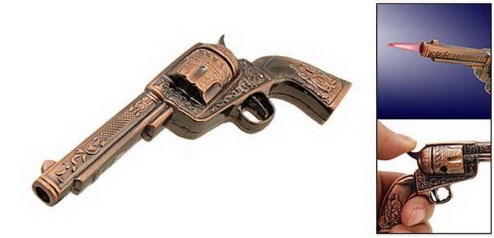 tabanca çakmak