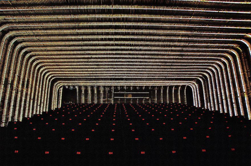 Cineteca De El Matadero, Madrid/ İspanya