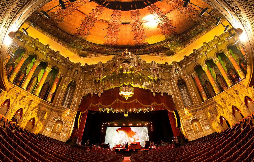 Fox Tiyatrosu Detroit Mi