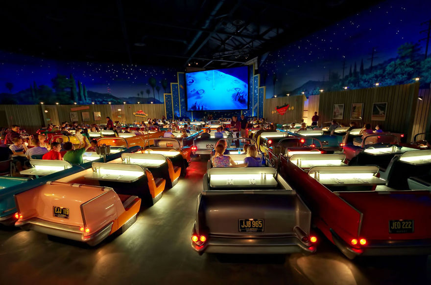 Bilimkurgu Tiyatrosu, Disney Hollywood Stüdyoları