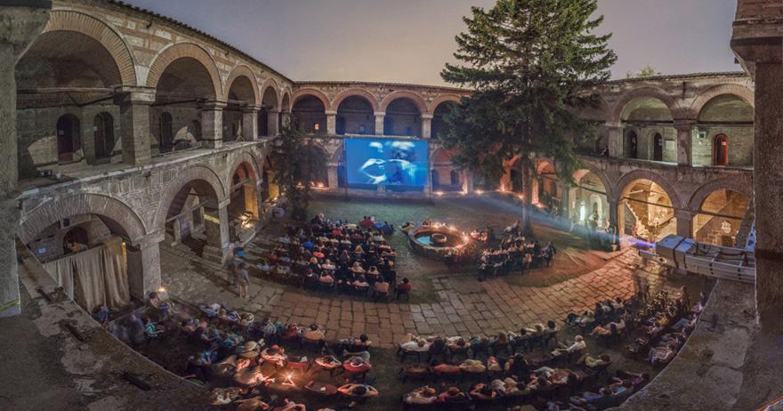 Yaratıcı Belgesel Film Festivali  Üsküp/Makedonya