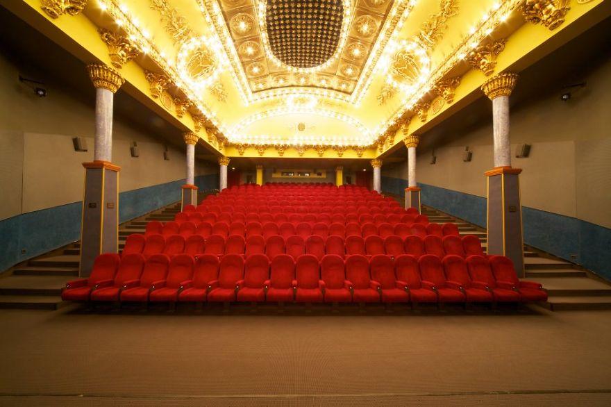 Puskin Sanat Sineması Budapeşte/Macaristan