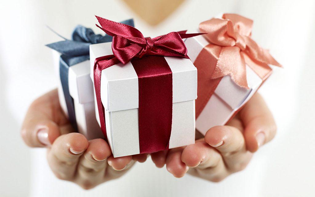 hediye edilmiş hediyeyi hediye etmek