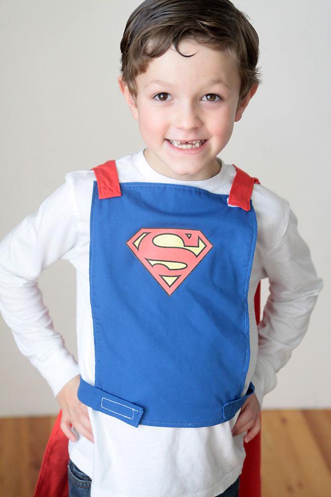 süper kahraman kıyafeti