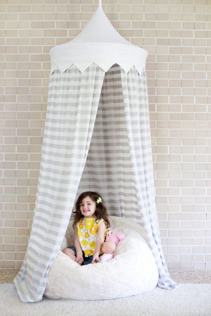 çocuk oyun çadırı